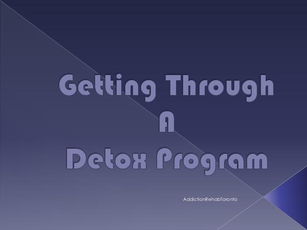 Tips On Finding The Right Addiction Rehab Center Getting Through a Detox Program