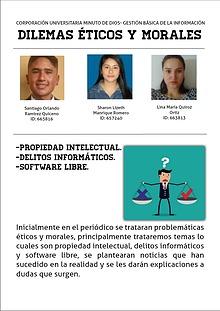 Dilemas Éticos y Morales