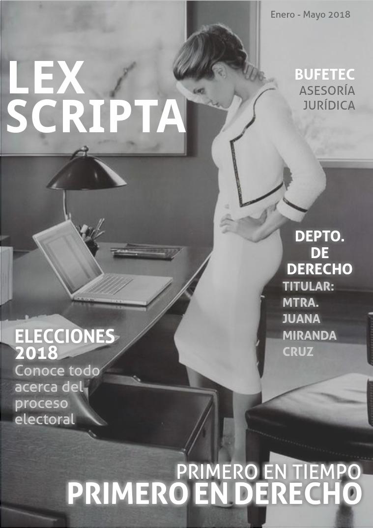 lex scripta 1
