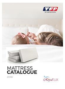 TFP Mattress Catalog 2018
