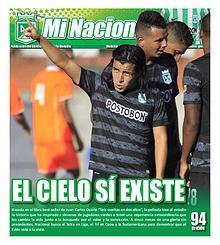 Futbol - Club Atletico Nacional
