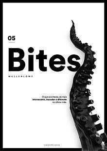 Revista Bites - Agosto
