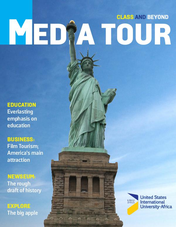 MEDIA TOUR Issue 1