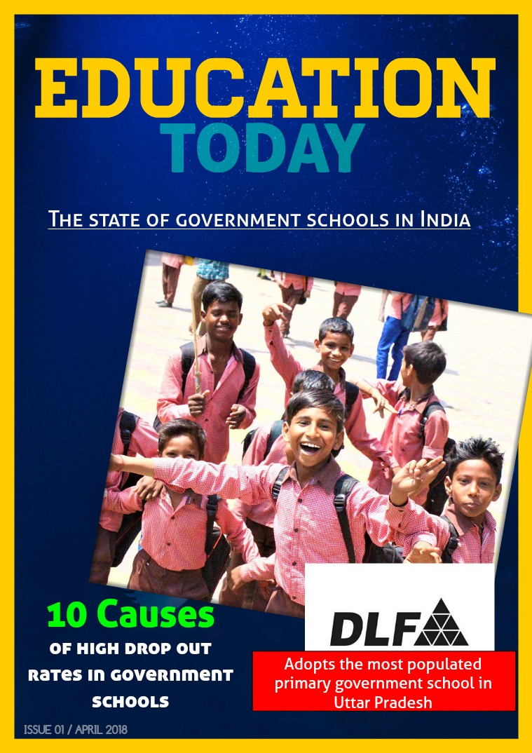 Education today Volume 1