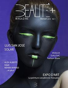 BEAUTÉ PLUS MAGAZINE Vol.1