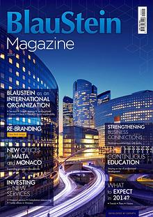 BlauStein Magazine by Vadim Blaustein