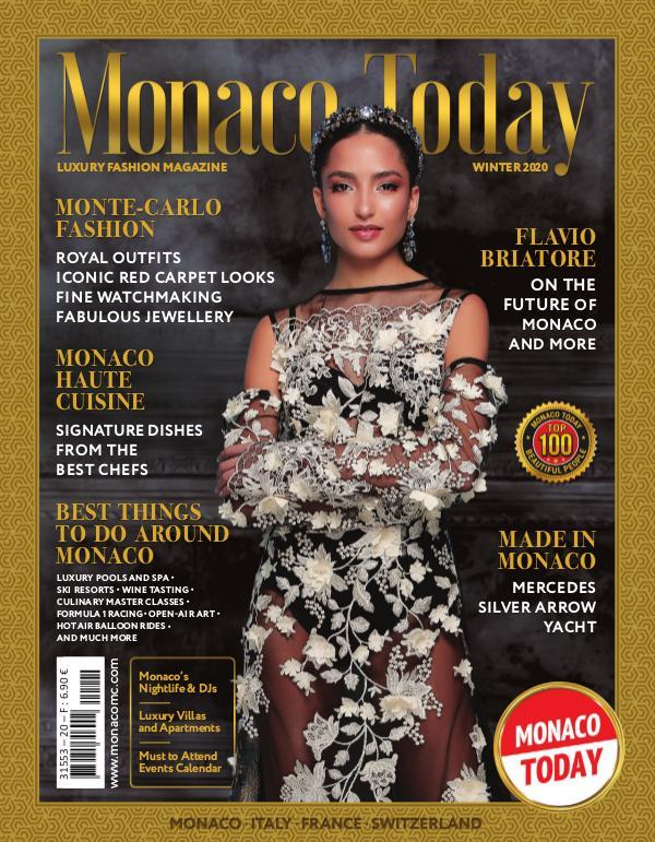Monaco Today Issue #01