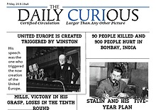 Daily Curious: The United Europe