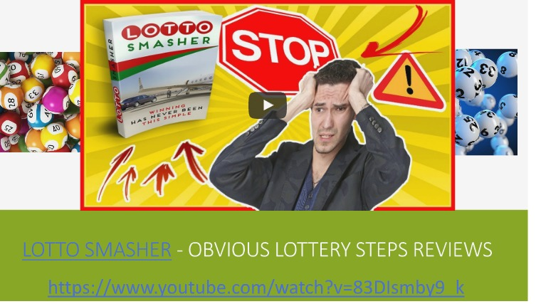LottoSmasherReview Lotto Smasher Review Hit On lottery 83DIsmby9_k