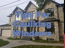 Caulking Professionals – Toronto & GTA
