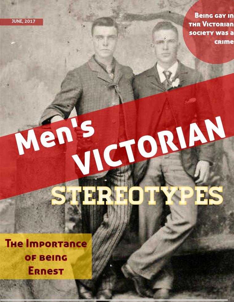 Men's Victorian Stereotypes vol II.