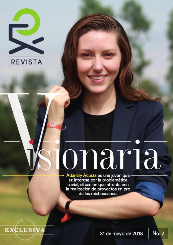 Revista Rx Edición 2 Revista Rx Edición 2
