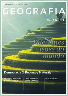 Democracia X Desenvolvimento Sustentável