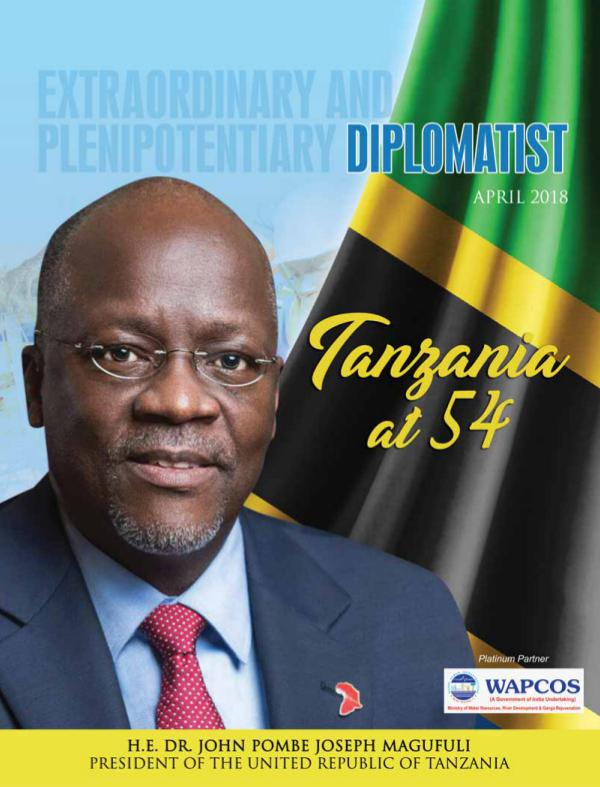 Diplomatist Special Report - Tanzania Tanzania 2018