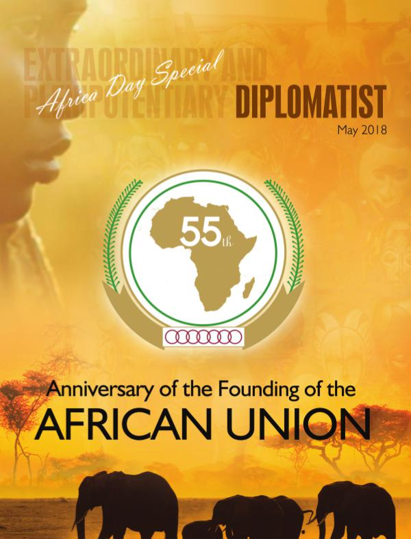 Diplomatist Magazine Africa Day Special 2018