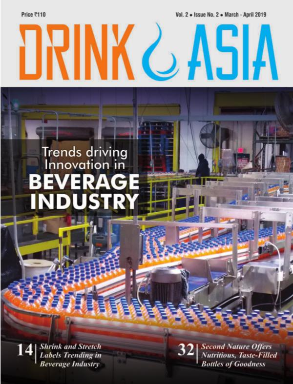 Drink Asia Drink Asia March April 2019