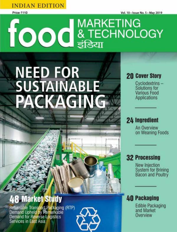 Food Marketing & Technology - India May 2019