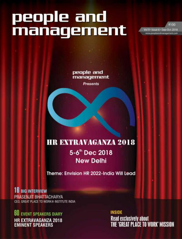 People and Management October 2018