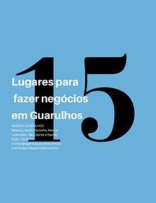 15 Lugares para fazer negócios em Guarulhos