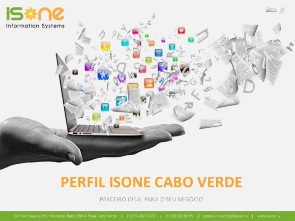 Apresentação ISONE Apresentacao_ISONE_V1.1