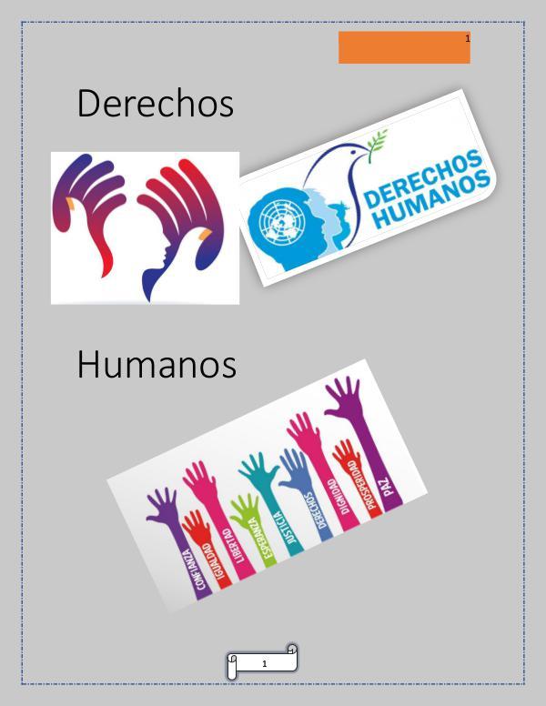 DERECHOS HUMANOS sociales