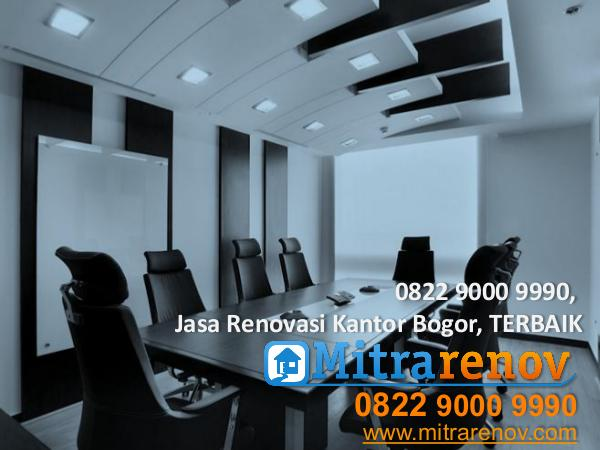 jasa kontraktor bangun dan renovasi rumah bogor 0822 9000 9990, Jasa Renovasi Kantor Bogor, TERBAI