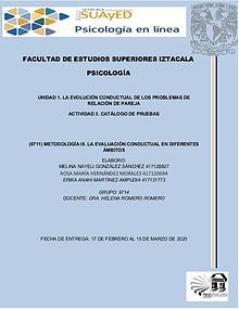 Catálogo de Instrumentos de Evaluación 711