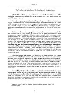 The Word of God in Romania oly Hierarch Basil, the Great