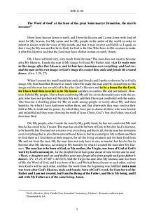 The Word of God in Romania reat Saint martyr Demetrius, the myrrh streamer