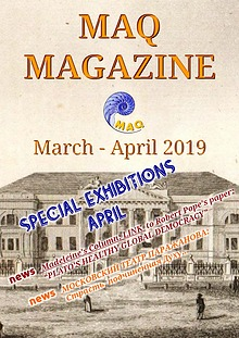The magazine MAQ February 2019