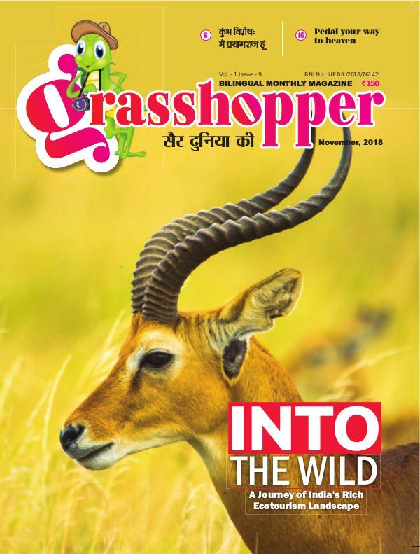 Grasshopper November, 2018
