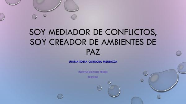 Solución de Conflictos Construyo 8 - Libro Juana Cordoba