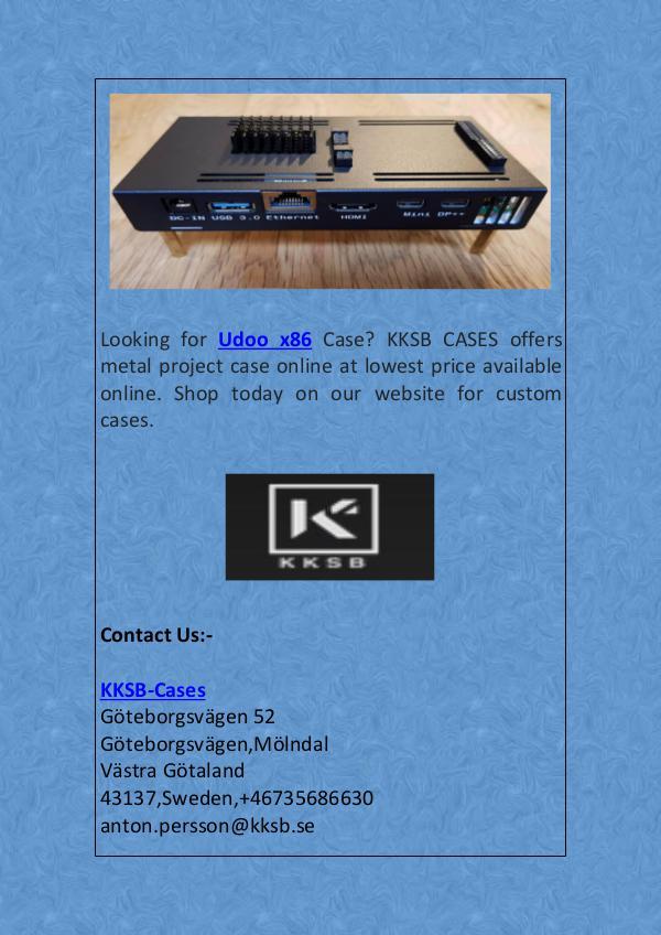 Buy Affordable Case for Pine64 at kksb-cases com Shop for