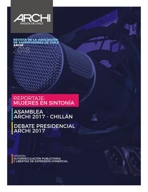 REVISTA ARCHI 2018 FINAL Archi_Mag_Abril 2018_11_05