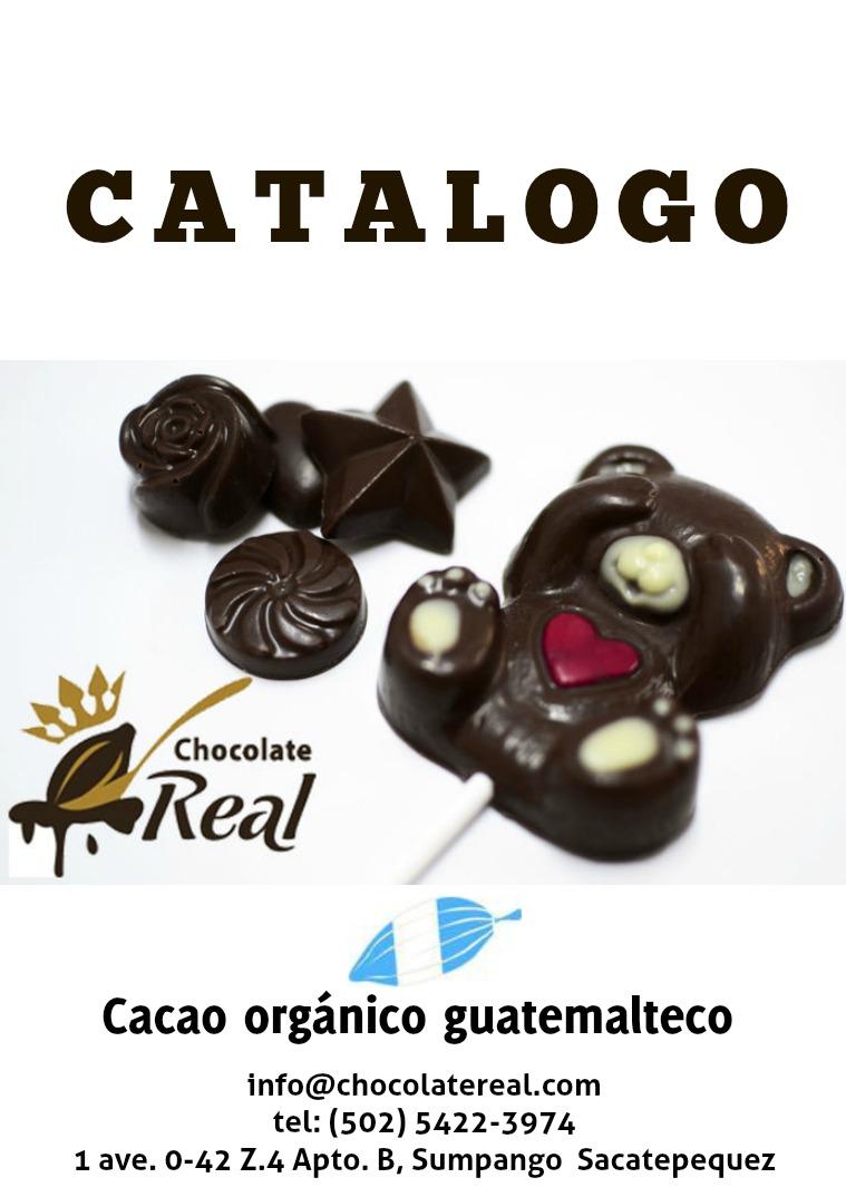 Catalogo Chocolate Real Catalogo 1.0