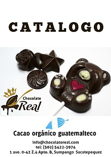 Catalogo Chocolate Real