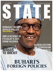 State Emissary, November 2017. Issue 1