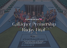 Rugby Events - Corporate Hospitality