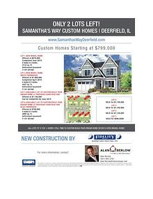 Samantha's Way Custom Homes in Deerfield, IL