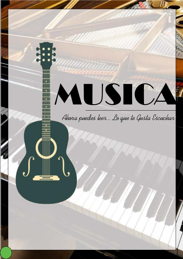 Revista Música REVISTA MÚSICA