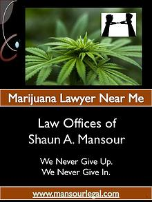 Marijuana Lawyer Near Me