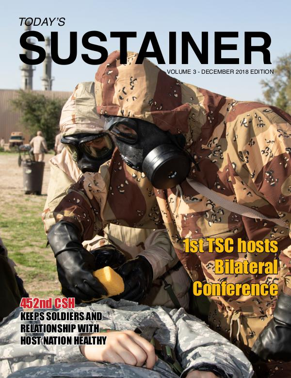Today's Sustainer December 2018 Edition