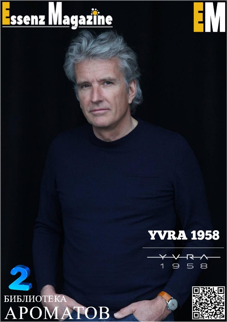 Essenz Magazine YVRA