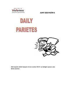 Revista DailyParietes núm6