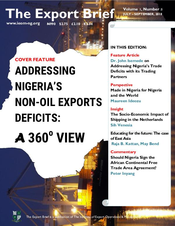 The Export Brief 2