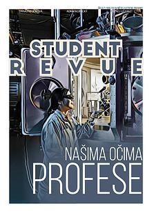 Student Revue profese listopad-prosinec