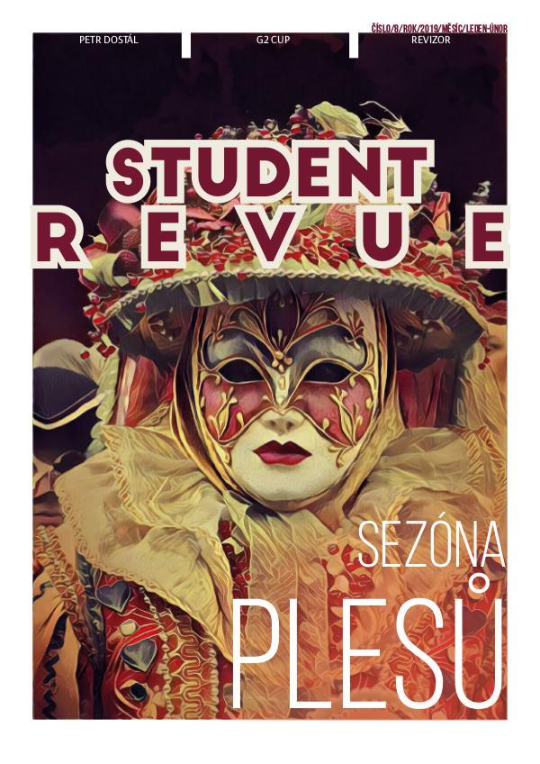 Student Revue srLeden-únor 3,0