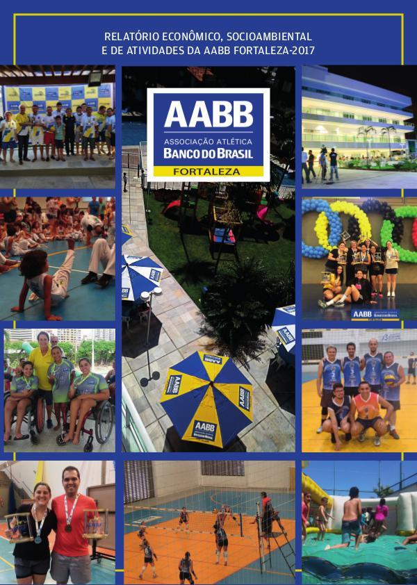 Revista AABB Fortaleza 2018 Revista AABB 2018