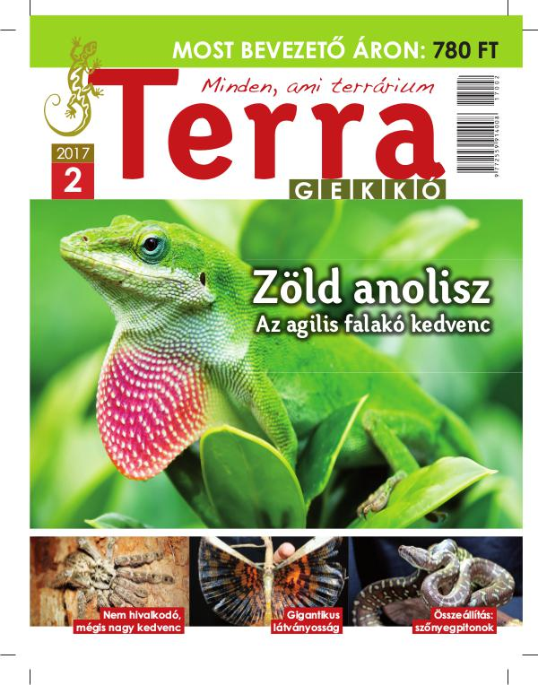 Terra Gekkó Magazin Free 2017/2