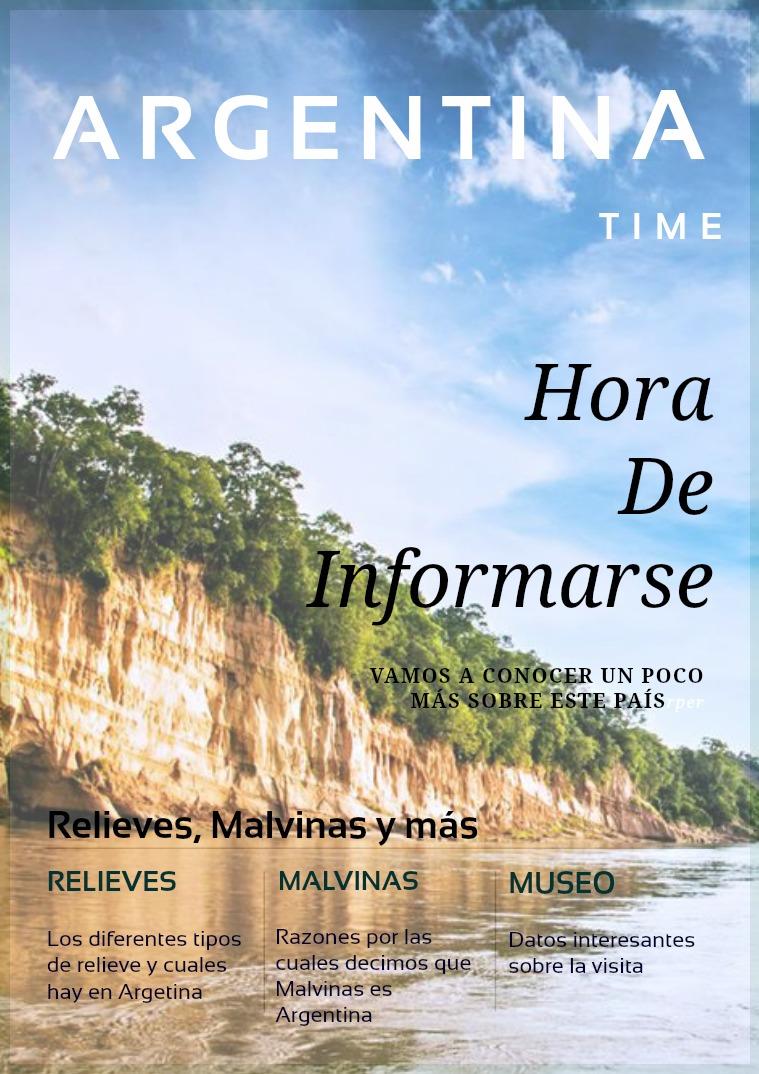 Revista de Argentina Argentina I